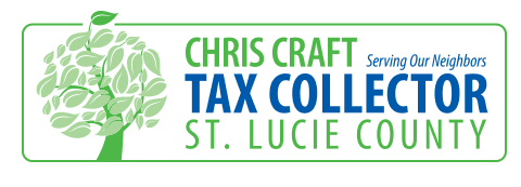 St Lucie County Tax Collector Logo